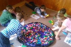 Workshopy s kostkami LEGO®